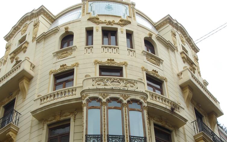 REHABILITACION INTEGRAL DE EDIFICIO PARA OFICINAS